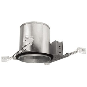 Juno Lighting IC23-LEDT24 IC New Construction Housing, Air-Loc, 6""