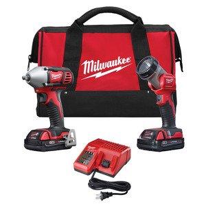 Milwaukee 2693-22 MILW 2693-22 M18 COMBO 3/8 IMP WR/L