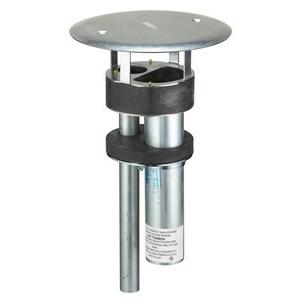 Hubbell-Kellems S1PTAVFIT Poke-Through Device, Floor Fitting, AV Series