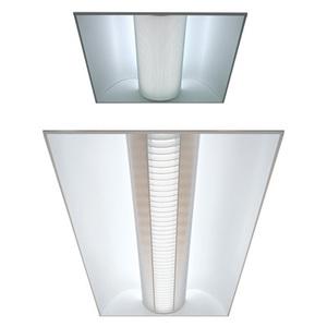 Lithonia Lighting 2AVG254T5HOMDRMVOLTGEB10PS LIT 2AVG254T5HOMDRMVOLTGEB10PS