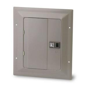 Eaton CH8BF Load Center Cover, Type CH, NEMA 1, Box Size B, Flush/Surface