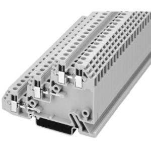 Allen-Bradley 1492-WTS3 Terminal Block, 3 Level Sensor, 10A, 300V AC/DC, Gray, 2.5mm