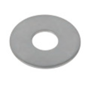 "Calbrite S60300FW12 Fender Washer, 1/4"" x 1-1/4"", Stainless Steel"