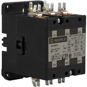 Square D 8910DPA73V04 SQD 8910DPA73V04 CONTACTOR 600VAC