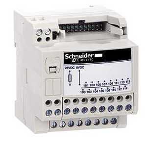 Square D ABE7H20E100 SQD ABE7H20E100 MODULE 24VDC 0.5AMP