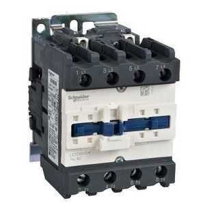 Square D LC1D80004U5 SQD LC1D80004U5 CONTACTOR 575 VAC