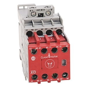 Allen-Bradley 700S-CF440EJC Relay, Safety, Control, 8P, 4NO/4NC Contacts, 20A, 24VDC