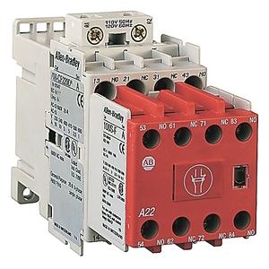 Allen-Bradley 700S-CF620EJC Relay, Safety, Control, 8P, 6NO/2NC Contacts, 20A, 24VDC
