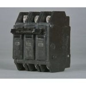 GE THQC32040WL Breaker, 40A, 3P, 240V, Q-Line, 10 kAIC, Lug In/Lug Out