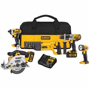 DEWALT DCK592L2 Dit Dck592l2 20v Max Premium 5-tool