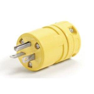 Woodhead 2647 Super-safeway Plug NEMA L5-20 20a/125v