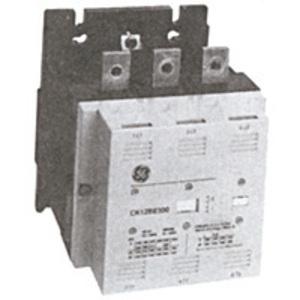 GE CK95BE311J Contactor, 450A, 3P, 460VAC, 110/127V AC/DC Coil, Open