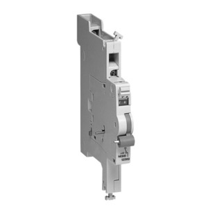 GE CA-H Breaker, DIN Rail Mount, Auxiliary Contact, Function H