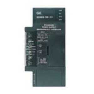GE Industrial IC693PWR321 CPU, Power Supply, 120/240VAC, 125VDC, Input, 24VDC Output, 30W