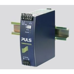 PULS QS5.241 Power Supply, 120W, 5A, 28VDC Output, 240VAC, 300VDC Input, IP20