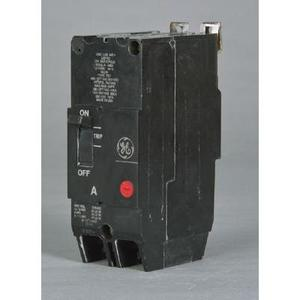 GE Industrial TEY280 Breaker, Bolt On, 80A, 480/277VAC, 2P, Molded Case, 14kAIC