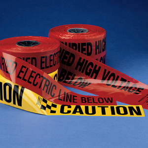 Thomas & Betts NA-0250 TB NA-0250 BARRICADE TAPE