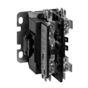 GE Industrial CR453CA2AAA Contactor, Definite Purpose, 20A, 120VAC Coil, 2P, Open