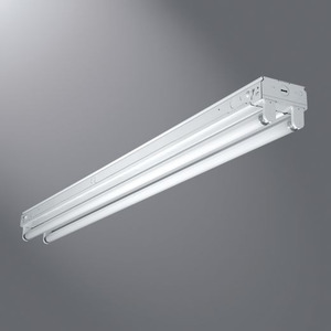 All-Pro Lighting APS-8WS232 General Purpose Strip, 8', 4-Lamp, T8HO, 32W, 120-277V
