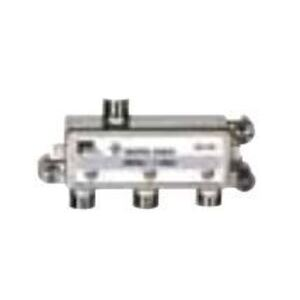 Ideal 85-133 Splitter, 3-Way, Video, 5 MHz - 1 GHz, Screw Mount