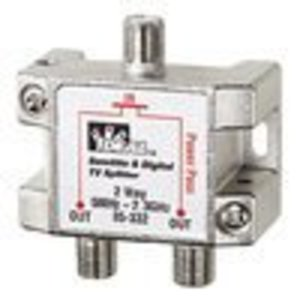Ideal 85-332 2-Way, 2.3 Ghz Splitter