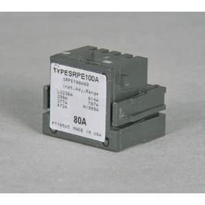 GE Industrial SRPG400A400 Rating Plug, 400A, 480VAC, 1210-4080 Trip Range, Spectra Series