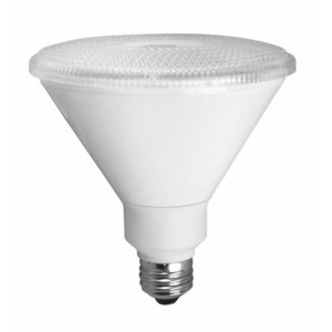 TCP LED17P38D30KFL Dimmable LED Lamp, PAR38, 17W, 120V, FL40