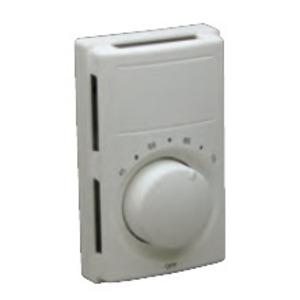 Chatham Brass M612WWT Bimetal Thermostat, Double Pole, 120-277V, White