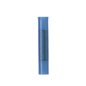 Panduit BSN14-C Butt Connector, Nylon Insulated, 16 - 14 AWG, Blue, Pack of 100