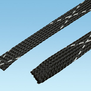 "Panduit SE25PFR-TR8 Exp. Sleeving, .25"" (6.4mm),Flame Ret.,"