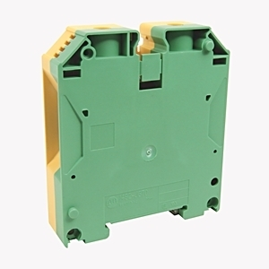 Allen-Bradley 1492-JG70 Terminal Block, Grounding, 6 - 2/0AWG, Green/Yellow, 70mm