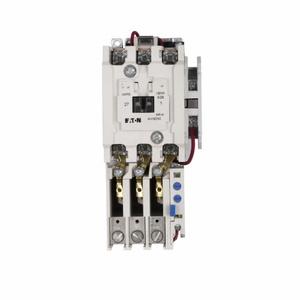 Eaton AN16DN0AB Starter, 27A, Full Voltage, Non-Reversing, Size 1, 120/110VAC Coil