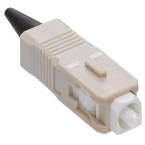Leviton 49990-MSC Data & A/V SC Fiber Connector Fast-Cure