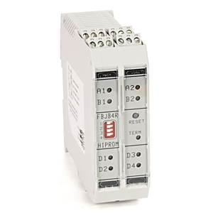 Allen-Bradley 1788-FBJB4R FOUNDATION Fieldbus Redundant Junction Box, Connects to Network