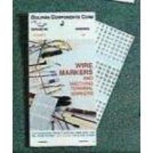 Dolphin Components DCWM-10 DPH DCWM-10 46-90 WIRE MARKER BOOK