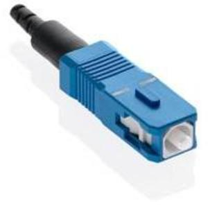 Leviton 49991-SSC Singlemode Pre-Polished Connector SC Blue