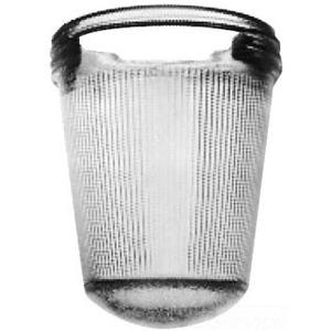 Cooper Crouse-Hinds G56 Jelly Jar Glass Globe, Blue, 150W Max