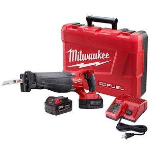 Milwaukee 2720-22 M18 FUEL™ SAWZALL® Reciprocating Saw Kit