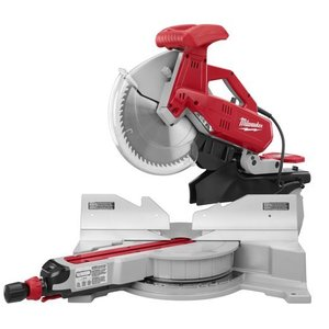 "Milwaukee 6955-20 12"" Dual-Bevel Sliding Compound Miter Saw"
