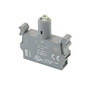 ABB MLBL-01G Lblk LED 24v Ac/dc Grn