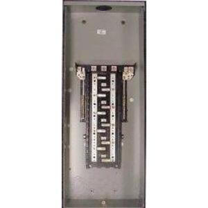 GE Industrial TL24415C Load Center, 150A, Main Lugs, 3PH, 65kA, 208Y/120VAC, 24 Circuit