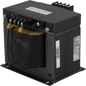 Square D 9070T2000D33 Control Transformer, 2000VA, Multi-Tap, Type T, 1PH, Open