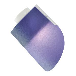 Juno Lighting TF309BU-WH Univ Lumns Scoop, Blue Frst