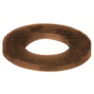 "Burndy 62FWBOX Flat Washer, 5/8"", Silicon Bronze"