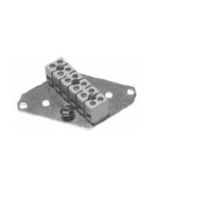 Appleton GRTB612 Terminal Strip, Type: GRTB, 6 Position Terminal Block Kit