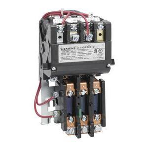Siemens 14DP32AA81 Heavy Duty Motor Starter, 3 Phase, 3 Pole, 1 NEMA
