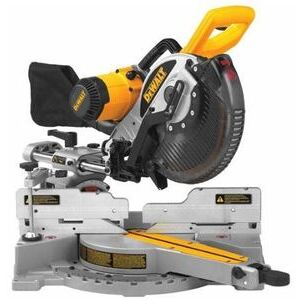 "DEWALT DW717 10"" Dbl Bevel Compound Slide Miter Saw"