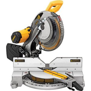 DEWALT DW716 12IN DBL BEVEL COMPOUND MITRE SAW