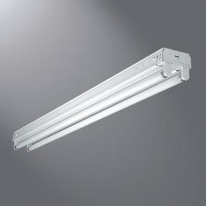 All-Pro Lighting APS-WS232 Striplight, 4', 2-Lamp, T8, 32W, 120-277V