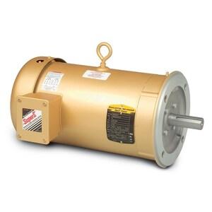 Baldor VEM3546 Motor, Pump/Fan, C-Face, 1HP, 1800RPM, TEFC, 208-230/460VAC, 1.5A
